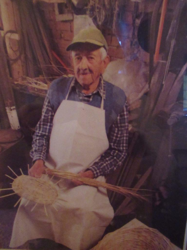 Il maestro cestaio